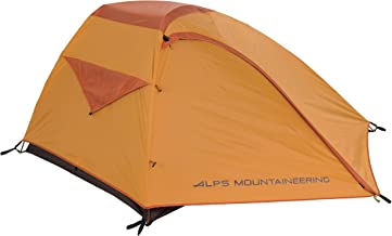 ALPS Mountaineering Zephyr 3-Person Tent, Copper/Rust
