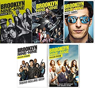 Brooklyn Nine-Nine Seasons 1-5