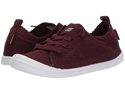 Roxy Bayshore Knit III (Dark Red) Women