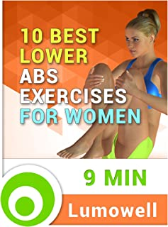 10 Best Lower Abs Exercises for Women
