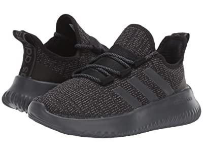 adidas Kids Kaptur (Little Kid/Big Kid) (Core Black/Grey Six/Grey Three) Kids Shoes