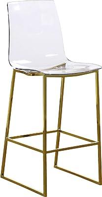 Pleasant Amazon Com Bestoffice Counter Height Bar Stools Set Of 2 Pu Dailytribune Chair Design For Home Dailytribuneorg