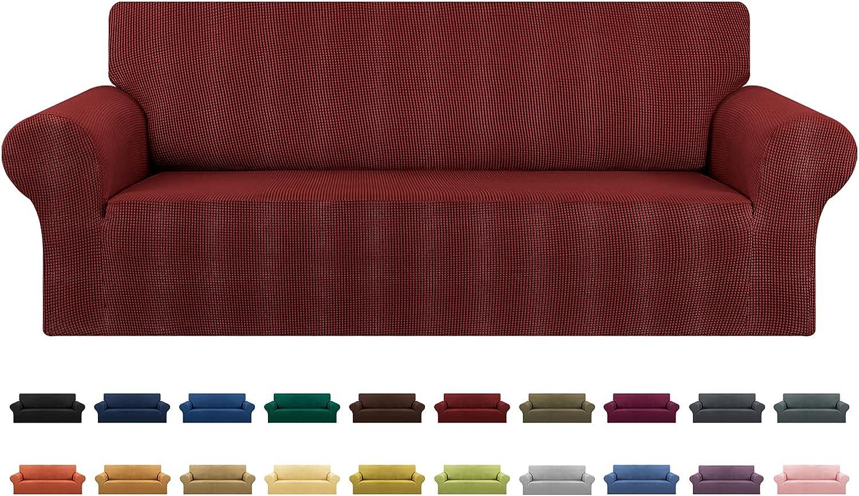 KEKUOU 祝開店大放出セール開催中 激安卸販売新品 Stretch Sofa Cover Slipcover 1 79 Couch Piece