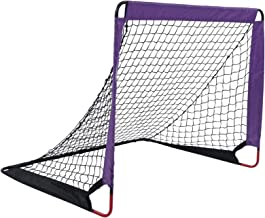 Voetbalpoort 100x80x80cm Afneembare DIY Draagbare Kid Sport Voetbaldeur Outdoor Oefenaccessoire