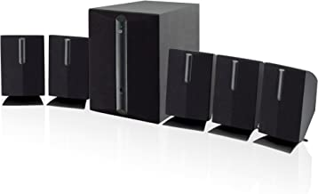 Best GPX HT050B 5.1 Channel Home Theater Speaker System (Black) Review