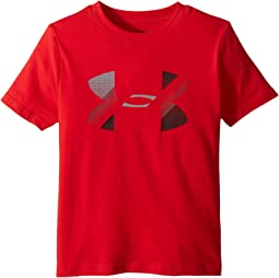 Cotton Big Logo Tee (Big Kids)