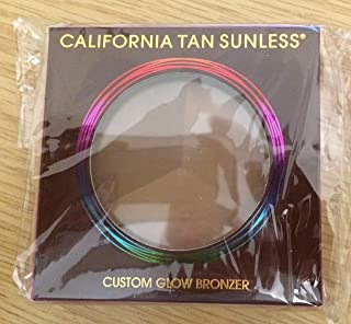 California Tan Sunless/Custom Glow - Polvos bronceadores (9,