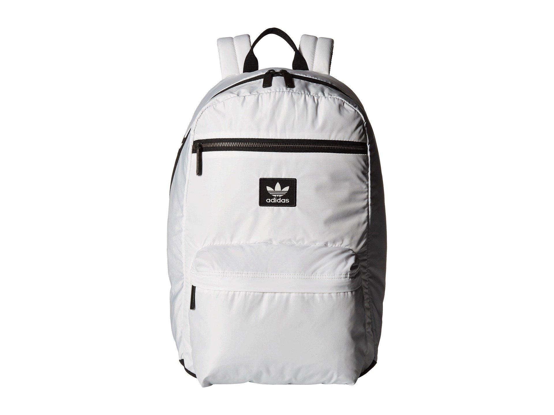 Originals Backpack Plus Adidas White black National UqYOdOw