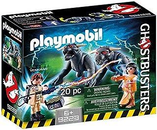 PLAYMOBIL Venkman and Terror Dogs