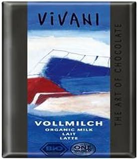 Vivani - Vollmilch Chocolate Bar - 100g