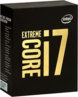 Intel Pentium Core i7-6950X - Microprocesador de 3 GHz, Color Plata