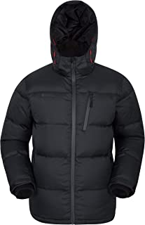 Mountain Warehouse Frost Extreme Mens Down Padded Puffer Jacket