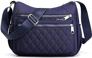 Shoulder Bags For Ladies Messenger Bag, Plenty Of Pockets Adjustable Shoulder Strap For Women Suitable Shopping Travel App...