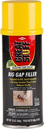 Great Stuff 282047 Big Gap Filler, 12 oz. (Pack of 8)