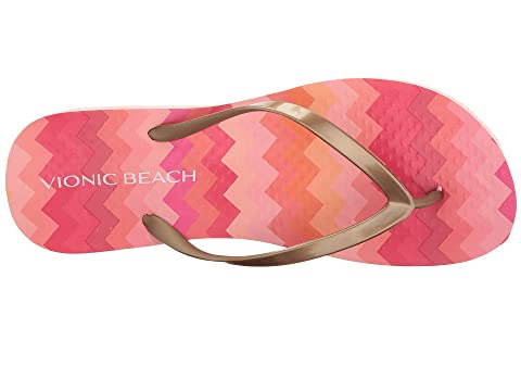 Gold BronzePink Snake VIONIC Coogee Natural Zigzag qRpAcWFBXw
