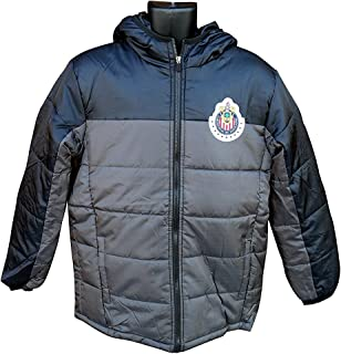 Chivas De Guadalajara Official License Soccer Down Jacket Football Merchandise Adult Size 003