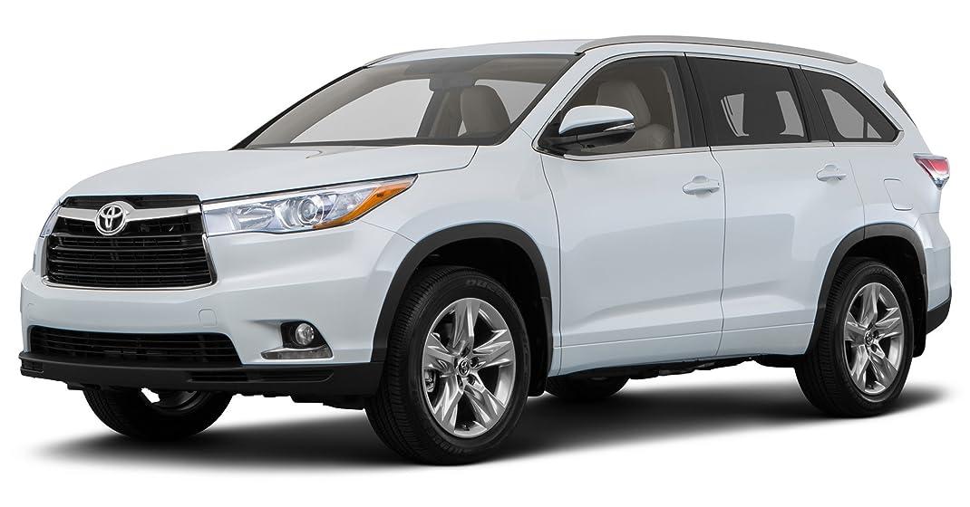 2016 Toyota Highlander Limited V6 >> 2016 Toyota Highlander Limited Platinum All Wheel Drive 4 Door V6 Gs Blizzard Pearl