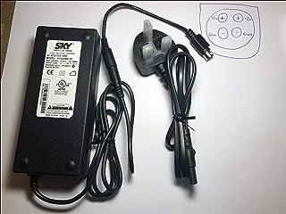 Vervanging voor NETGEAR ITE voeding 332-10363-02 NU90-9120700-I2 12V 7.0A