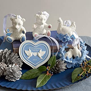 Wedgwood 2019 Our 1St Christmas Ornaments