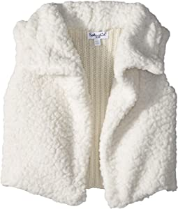 Faux Sherpa Vest (Infant)