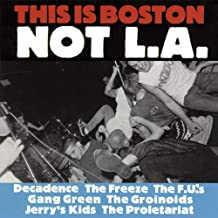 this is boston not la