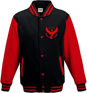 Bullshirt Kid's Team Valor Varsity Jacket