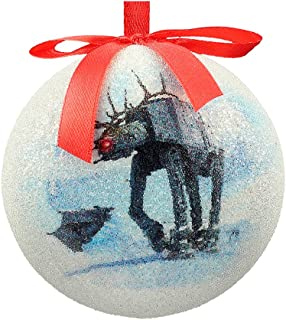 Star Wars Ornament AT-AT Reindeer Toys Decoration
