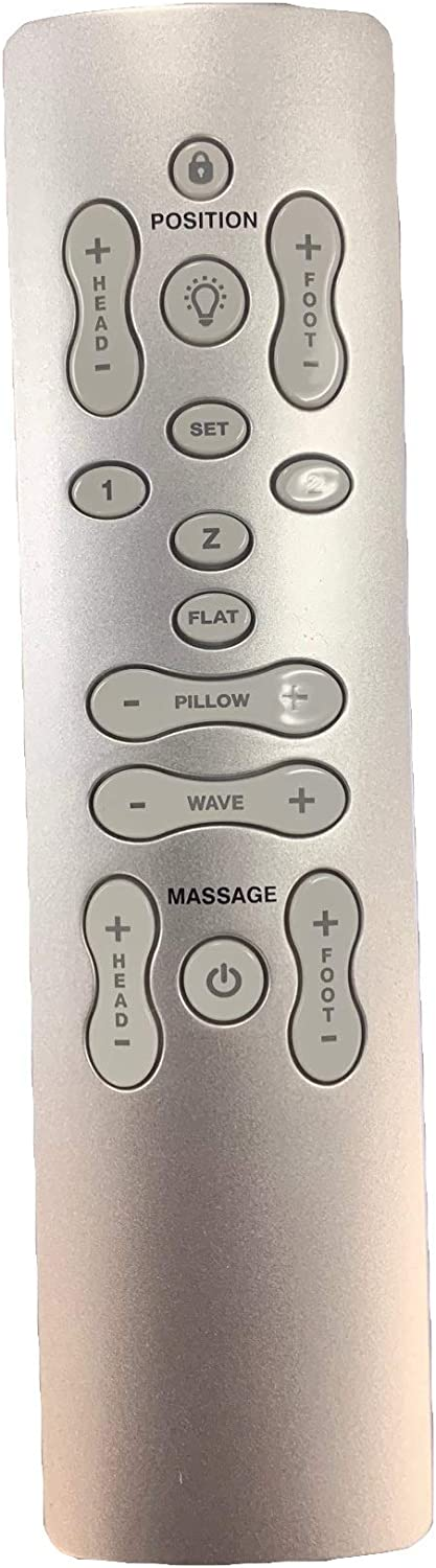 Craftmatic Legacy L-132 Large special price !! Linak High order Remote Replacement Adjustable for