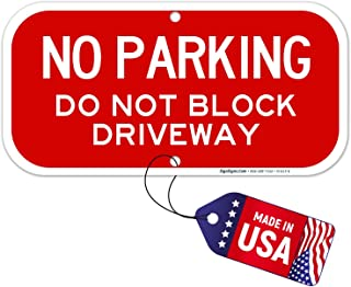 Best do not block the driveway sign Reviews