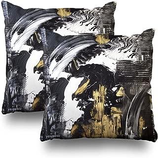 Soopat Decorative Throw Pillow Cushion Cover 18