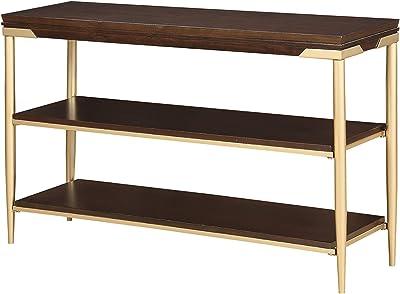 Amazon Com Ikea Hemnes Sofa Table White Satin Solid Pine