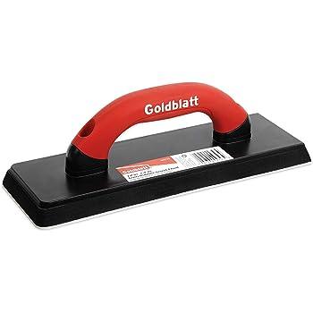 "Goldblatt 12"" Gum Rubber Float with Soft Handle"