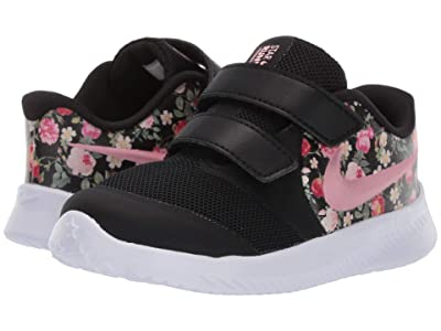 Nike Kids Star Runner (Infant/Toddler) (Black/Pink Tint) Girls Shoes