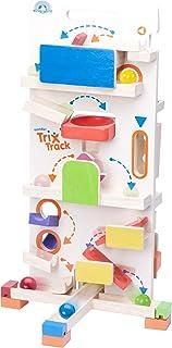 wonderworld 組立木製玩具 Trix Trackタワーラウンチャー TYWW7010