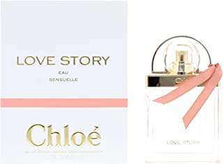 Chloe Love Story Sensuelle Eau de Parfum Spray, 1.7 Ounce