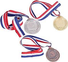 Medailles voor kinderen Metaal - Winnaar Prijzen Medailles Olympische stijl voor wedstrijden Sportbijeenkomst Sportfeest m...