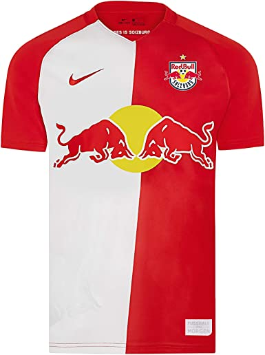Red Bull Salzburg Home Camiseta 20/21, Hombres - Official Merchandise