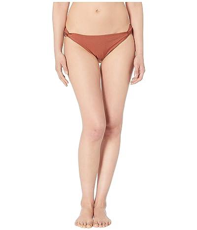 Carve Designs Laguna Bikini Bottoms (Cinnamon Shimmer) Women