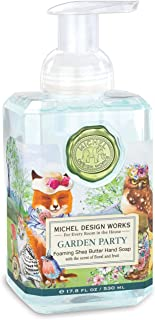 Michel Design Works Foaming Hand Soap, Garden Party