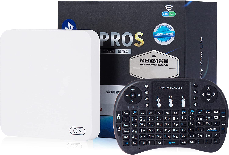 HOPE OVERSEAS i9 Gen7 PROS 2G RAM+32G ROM 802.11ac 5G WiFi