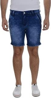 Ben Martin Men's Regular Fit Denim Shorts