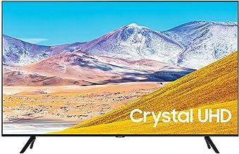 "SAMSUNG UN55TU8000 55"" 4K Ultra HD Smart LED TV (2020 Model) Bundle with Premiere Movies Streaming 2020 + 30-70 Inch TV Wa..."