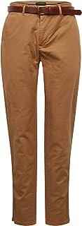 Scotch & Soda Stuart-Classic Garment-Dyed Chino Pantaloni Uomo