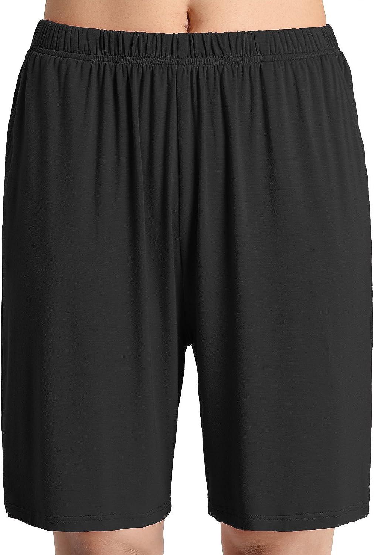 Latuza Women's Soft Sleep Pajama Shorts