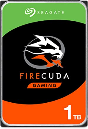 $69 Get Seagate FireCuda 1TB Solid State Hybrid Drive Performance SSHD – 3.5 Inch SATA 6Gb/s Flash Accelerated for Gaming PC Laptop – Frustration Free Packaging (ST1000DX002)