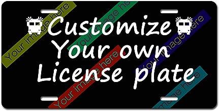 Best custom license plate art Reviews