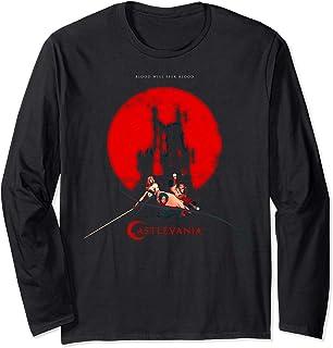 Netflix Castlevania Heroes Red Moon Manche Longue