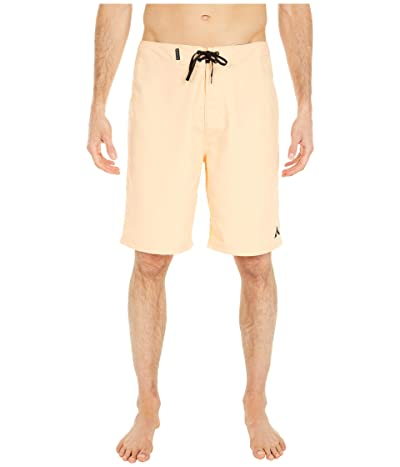 Hurley One Only 2.0 21 Boardshorts (Orange Chalk) Men
