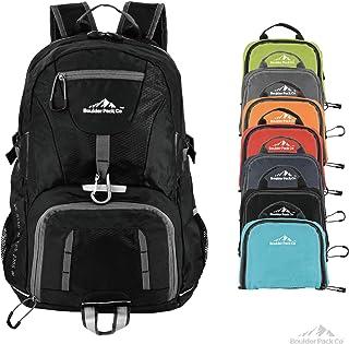 Lightweight Foldable Travel & Hiking Backpack Daypack Bag - Fits Laptop