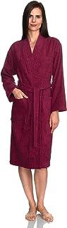 TowelSelections Women's Robe Turkish Cotton Terry Kimono Bathrobe